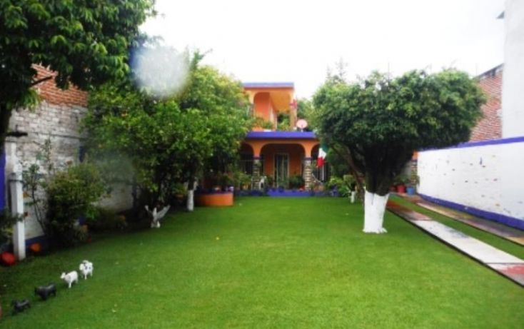 Foto de casa en venta en, otilio montaño, cuautla, morelos, 1576400 no 01