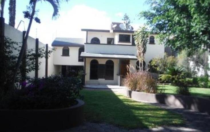 Foto de casa en venta en  , otilio montaño, cuautla, morelos, 1594316 No. 01