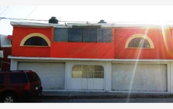 Foto de casa en venta en  , otilio montaño, cuautla, morelos, 1690572 No. 01