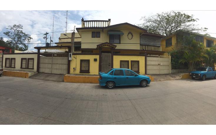 Foto de casa en venta en  , otomi, tampico, tamaulipas, 1956206 No. 01