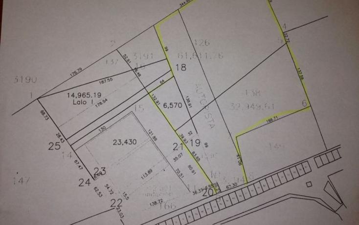 Foto de terreno habitacional en venta en  , otto el cambio, matamoros, coahuila de zaragoza, 982939 No. 03