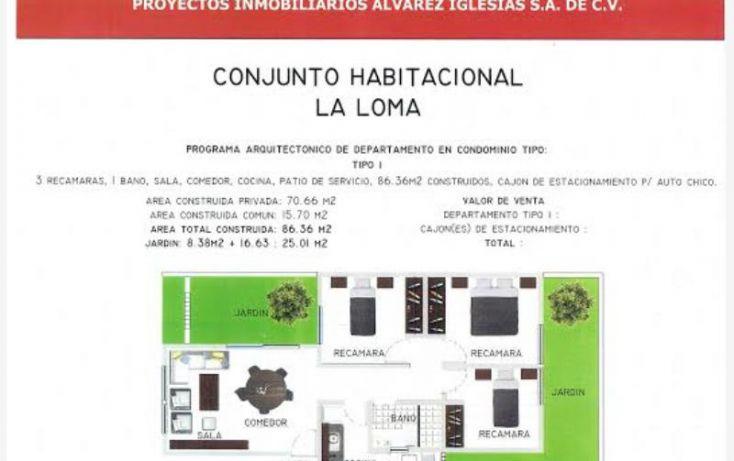 Foto de departamento en venta en otumba 51, la loma, tlalnepantla de baz, estado de méxico, 1848598 no 04