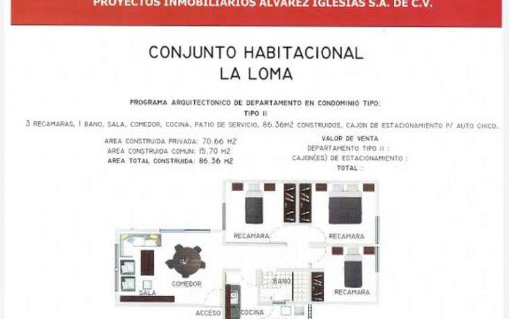 Foto de departamento en venta en otumba 51, la loma, tlalnepantla de baz, estado de méxico, 1848598 no 05