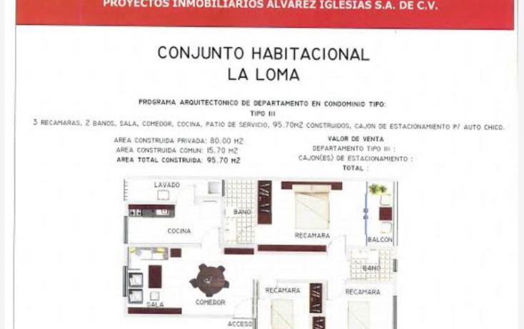 Foto de departamento en venta en otumba 51, la loma, tlalnepantla de baz, estado de méxico, 1848598 no 06