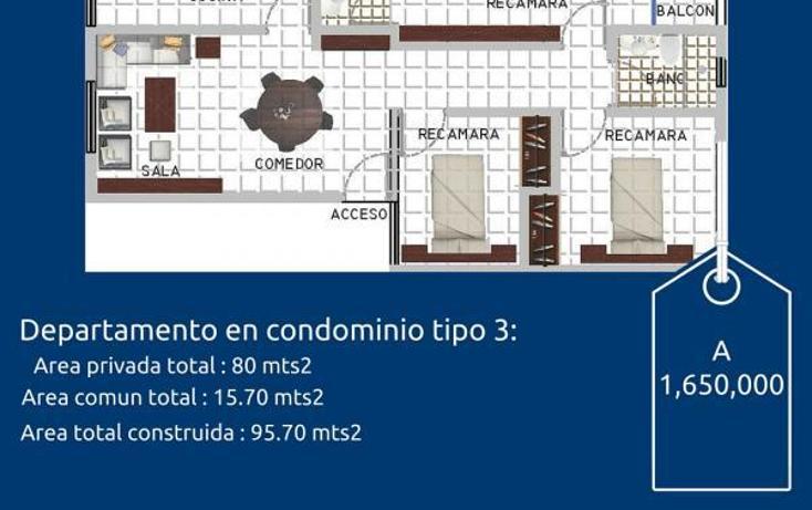 Foto de departamento en venta en otumba numero 51 , tlalnemex, tlalnepantla de baz, méxico, 1959643 No. 03