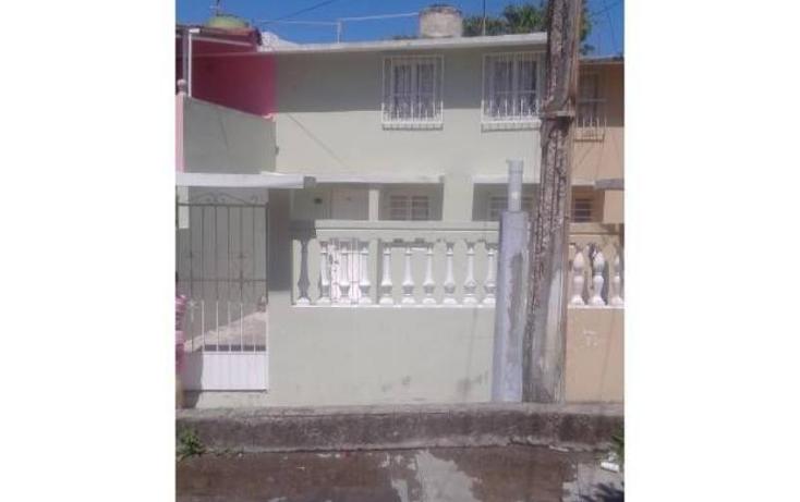 Foto de casa en venta en oyamel 26, buenavista, veracruz, veracruz de ignacio de la llave, 1034023 No. 01
