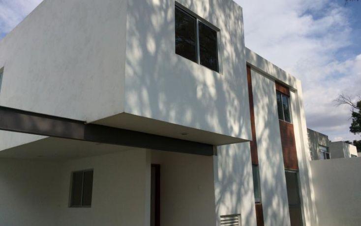 Foto de casa en renta en oyamel, exhacienda la carcaña, san pedro cholula, puebla, 1563866 no 01