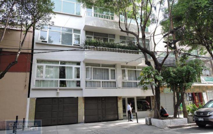 Foto de departamento en venta en ozuluama 1, hipódromo, cuauhtémoc, df, 1995419 no 01