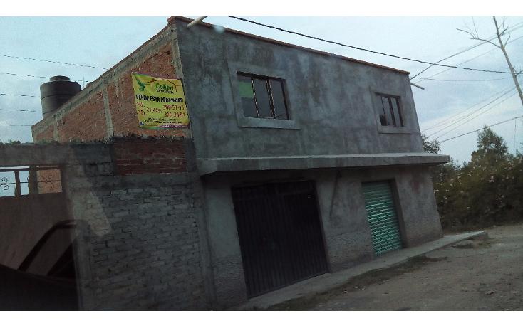 Foto de casa en venta en  , pablo galeana, morelia, michoacán de ocampo, 1579888 No. 01