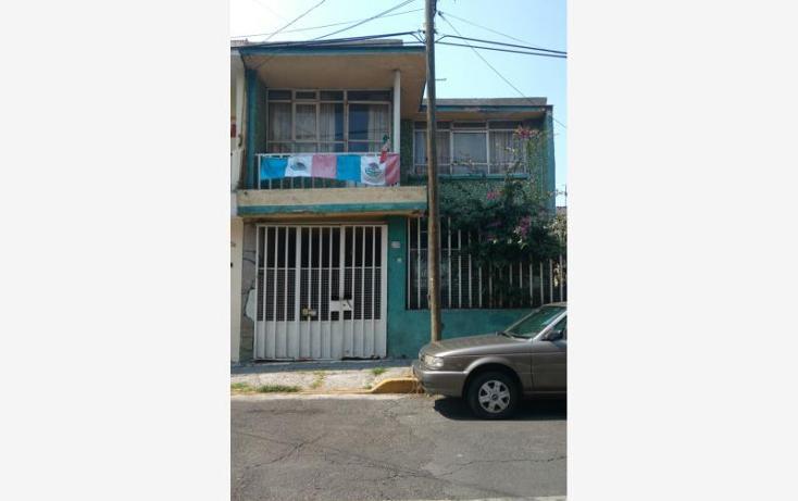Foto de casa en venta en pablo l. rivas -, sector popular, iztapalapa, distrito federal, 0 No. 01