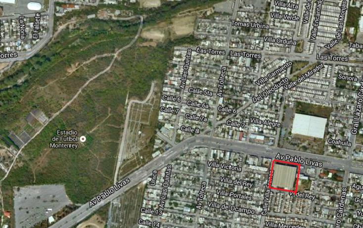 Foto de terreno comercial en venta en  , pablo livas, guadalupe, nuevo león, 452132 No. 01