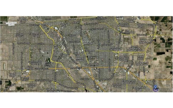 Foto de terreno habitacional en venta en, pachuca, mexicali, baja california norte, 486383 no 02
