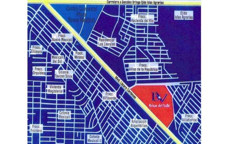 Foto de terreno habitacional en venta en, pachuca, mexicali, baja california norte, 486383 no 06