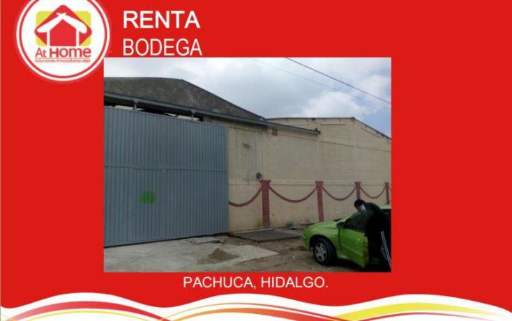 Foto de bodega en renta en pachucasahagun 01, el saucillo, mineral de la reforma, hidalgo, 1457569 no 01