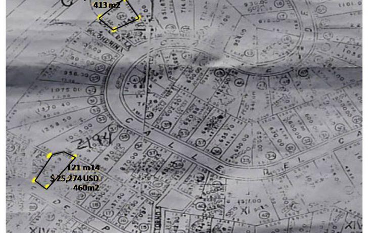 Foto de terreno habitacional en venta en pájaro de fuego lote 21 mza 14, chapala haciendas, chapala, jalisco, 1695272 no 01