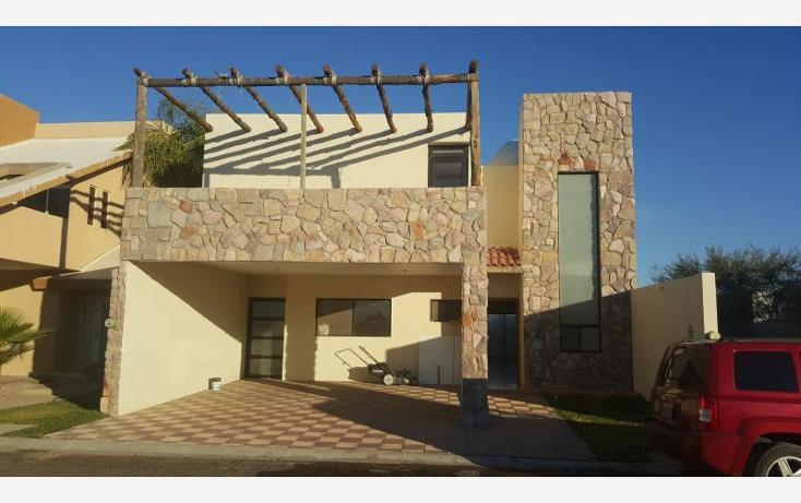 Foto de casa en venta en paladio 75, fraccionamiento villas del renacimiento, torreón, coahuila de zaragoza, 2673019 No. 01