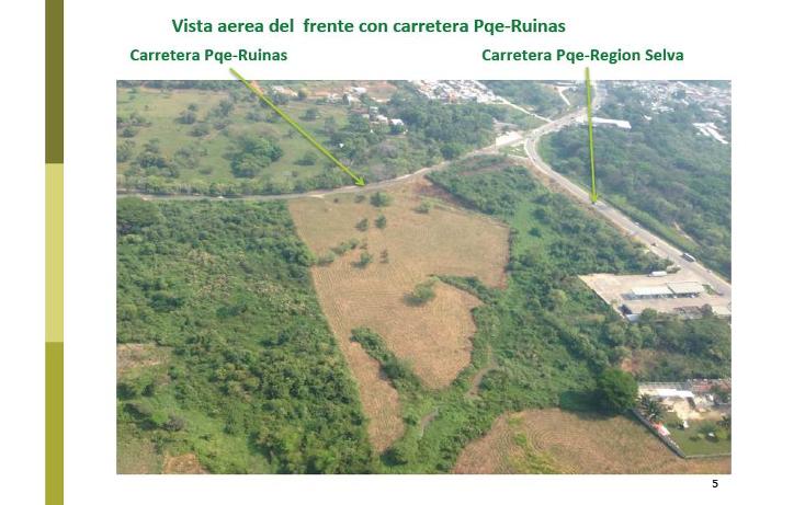 Foto de terreno comercial en venta en  , palenque centro, palenque, chiapas, 1104267 No. 01