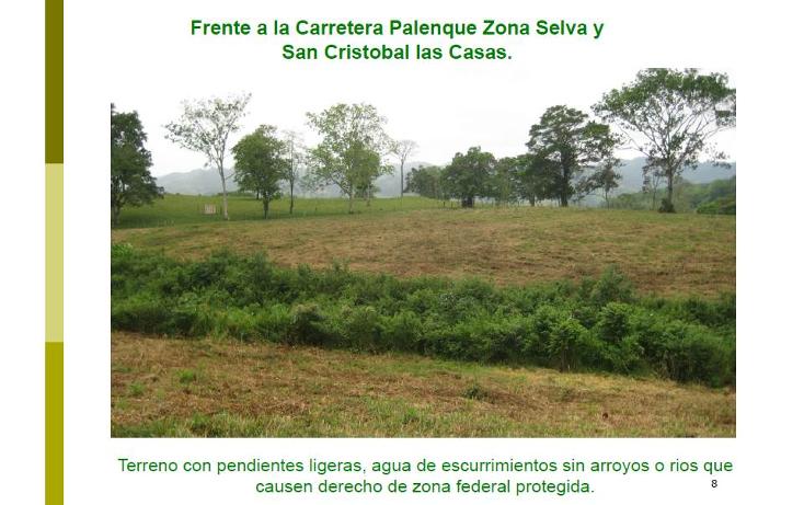 Foto de terreno comercial en venta en  , palenque centro, palenque, chiapas, 1104267 No. 02