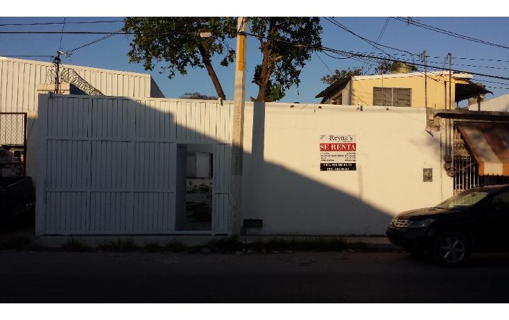 Foto de nave industrial en renta en  , pallas, carmen, campeche, 1192319 No. 01