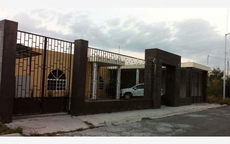 Foto de casa en venta en palma 818, portal del norte, general zuazua, nuevo león, 1848266 no 01