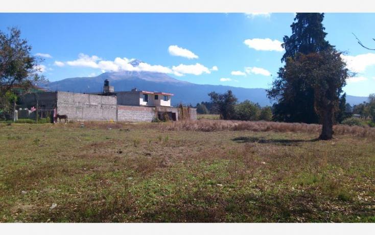 Foto de terreno habitacional en venta en palma, del cocol, ozumba, estado de méxico, 403160 no 01