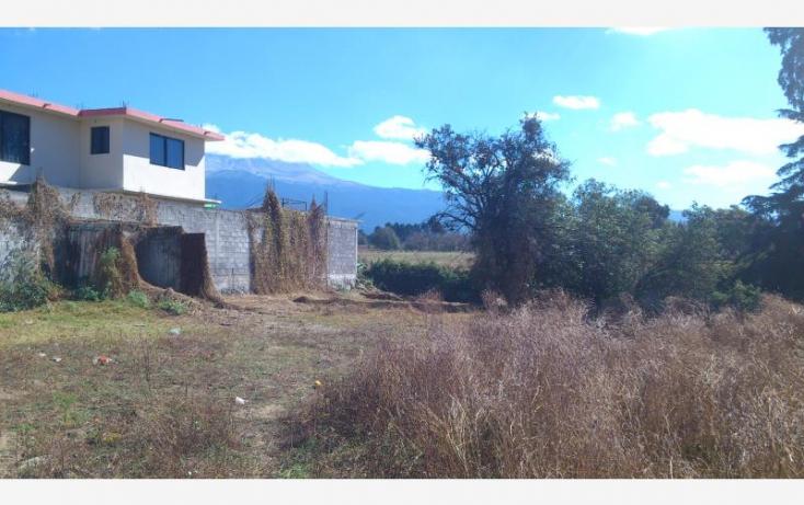 Foto de terreno habitacional en venta en palma, del cocol, ozumba, estado de méxico, 403160 no 02