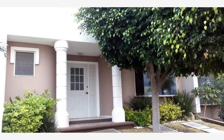 Foto de casa en renta en  3, jurica, querétaro, querétaro, 2823315 No. 01