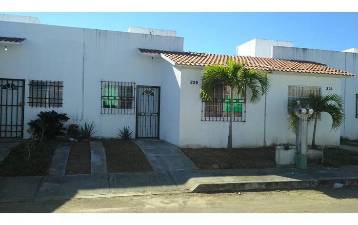 Foto de casa en venta en  , palma real, bahía de banderas, nayarit, 1694618 No. 01