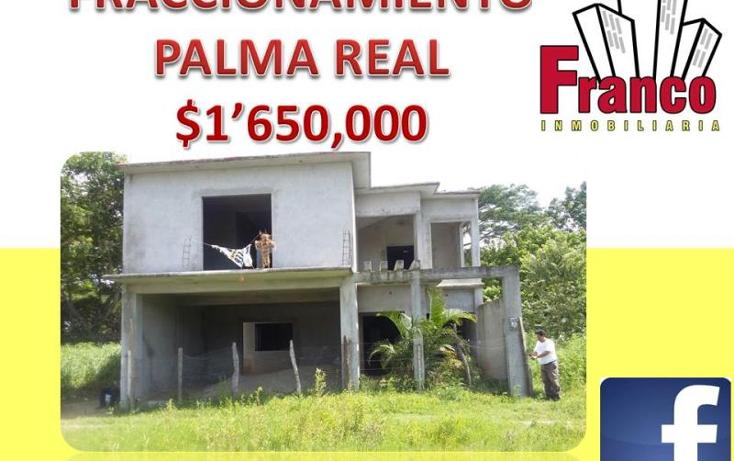 Foto de casa en venta en  , palma real, comalcalco, tabasco, 1529244 No. 02