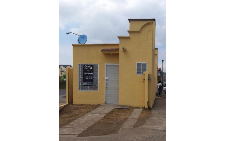 Foto de casa en venta en  , palma real, veracruz, veracruz de ignacio de la llave, 1430817 No. 01