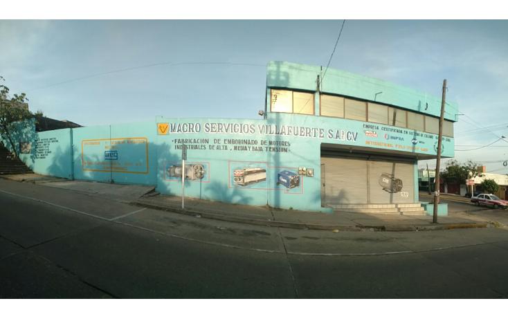 Foto de nave industrial en venta en  , palma sola, coatzacoalcos, veracruz de ignacio de la llave, 2033952 No. 01