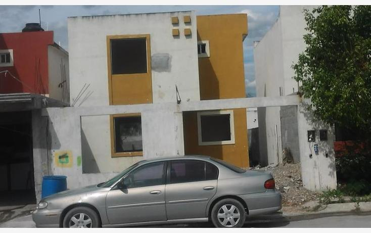 Foto de casa en venta en palmas 105, praderas del sol, río bravo, tamaulipas, 1725014 No. 01
