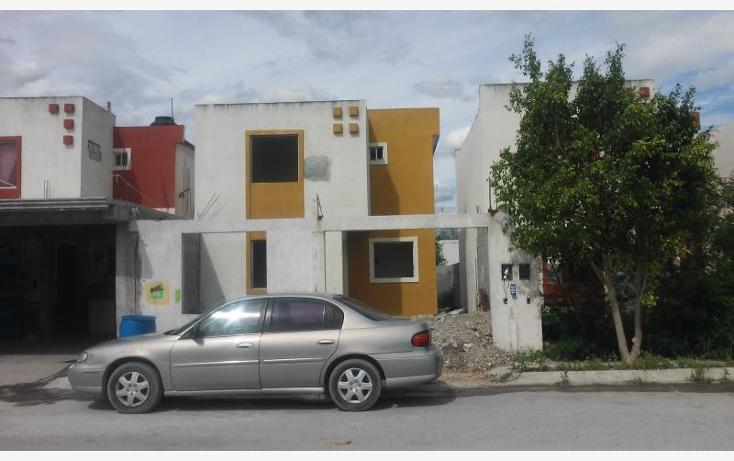 Foto de casa en venta en palmas 105, praderas del sol, río bravo, tamaulipas, 1725014 No. 02