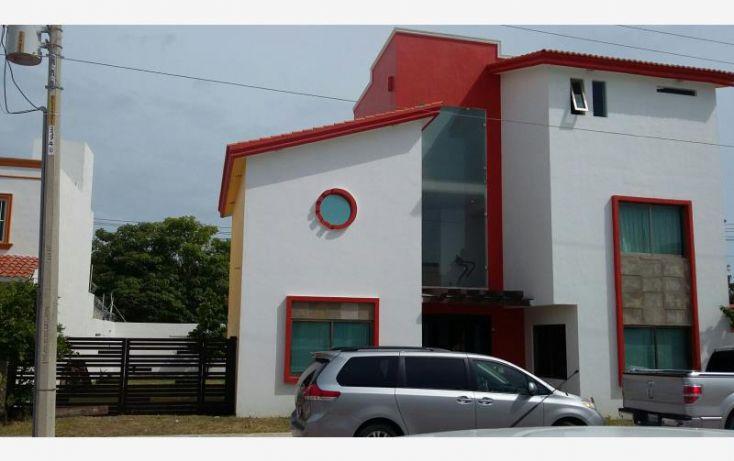 Foto de casa en renta en palmera real 21, ciudad del carmen centro, carmen, campeche, 1604402 no 01