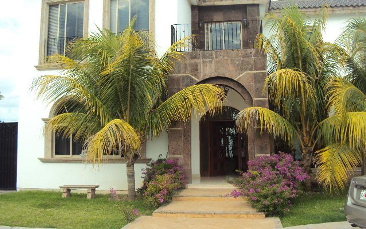 Foto de casa en venta en  , palmera residencial, ahome, sinaloa, 1858276 No. 01