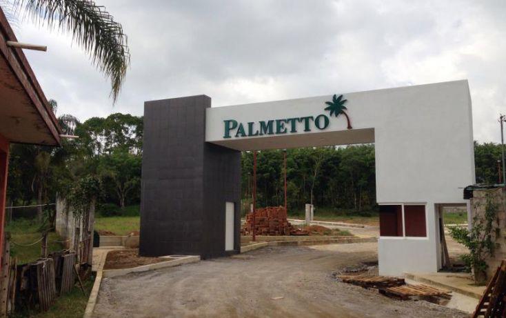 Foto de terreno habitacional en venta en palmetto, fortín de las flores centro, fortín, veracruz, 443447 no 01