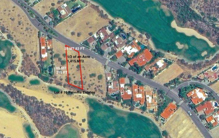 Foto de terreno habitacional en venta en palmilla estates lot 16, la palmilla, los cabos, baja california sur, 1756009 no 12