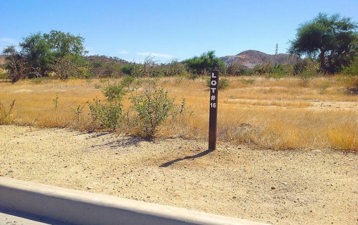 Foto de terreno habitacional en venta en palmilla estates lot 16 , palmillas, los cabos, baja california sur, 1756009 No. 02