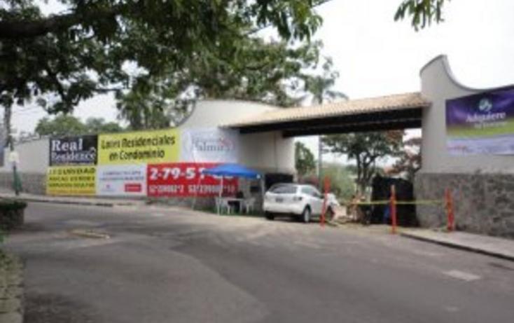 Foto de terreno habitacional en venta en palmira 99 , palmira tinguindin, cuernavaca, morelos, 2011264 No. 01