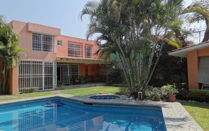 Foto de casa en venta en  , palmira tinguindin, cuernavaca, morelos, 1039989 No. 01