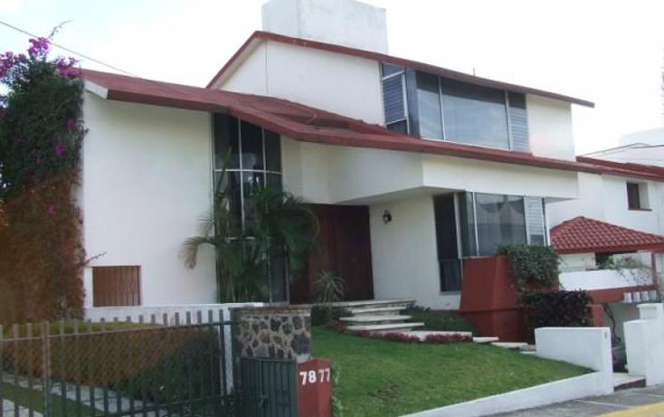 Foto de casa en venta en  , palmira tinguindin, cuernavaca, morelos, 1055607 No. 01