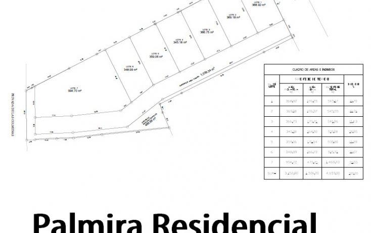 Foto de terreno habitacional en venta en, palmira tinguindin, cuernavaca, morelos, 1092503 no 03