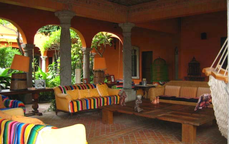 Foto de casa en renta en  , palmira tinguindin, cuernavaca, morelos, 1095645 No. 05