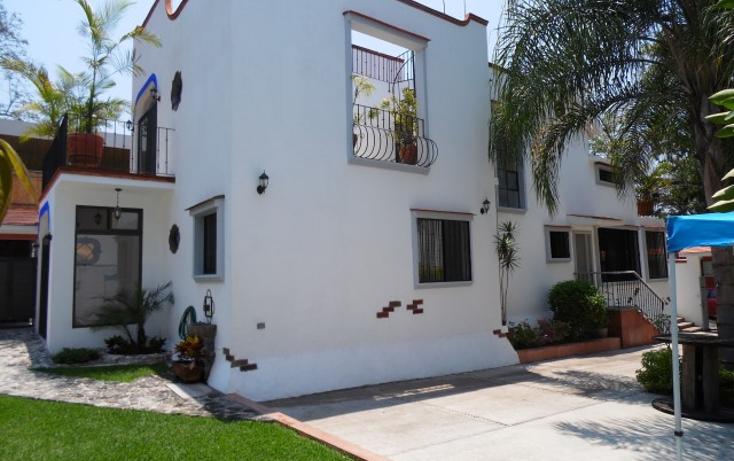 Foto de casa en venta en  , palmira tinguindin, cuernavaca, morelos, 1101907 No. 01