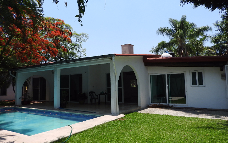 Foto de casa en venta en  , palmira tinguindin, cuernavaca, morelos, 1166577 No. 01