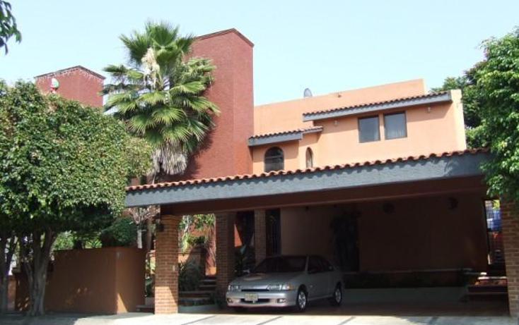 Foto de casa en venta en  , palmira tinguindin, cuernavaca, morelos, 1273483 No. 01