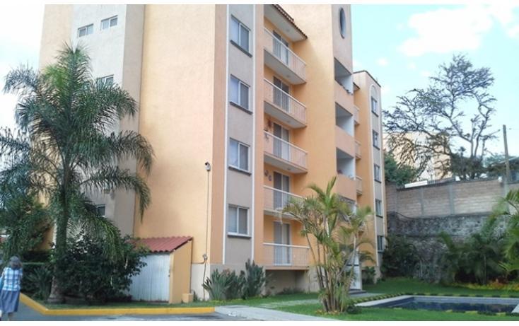 Foto de departamento en renta en  , palmira tinguindin, cuernavaca, morelos, 1303455 No. 01