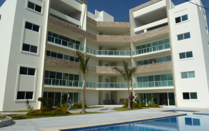 Foto de departamento en renta en  , palmira tinguindin, cuernavaca, morelos, 1438341 No. 01