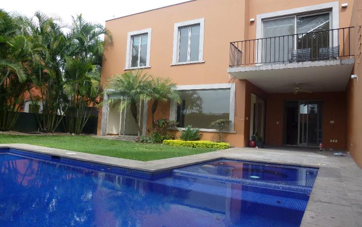 Foto de casa en renta en  , palmira tinguindin, cuernavaca, morelos, 1661672 No. 01