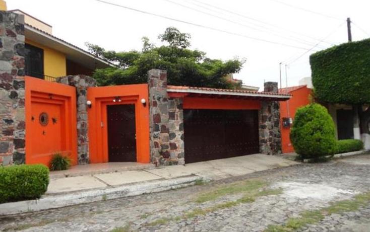 Foto de casa en venta en  -, palmira tinguindin, cuernavaca, morelos, 1726016 No. 01